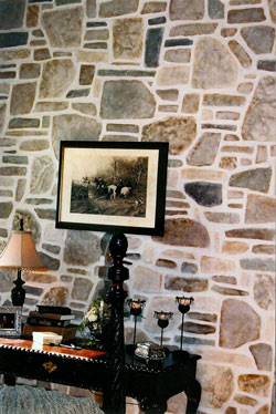 Dekoratif duvar kaplama sistemleri 1