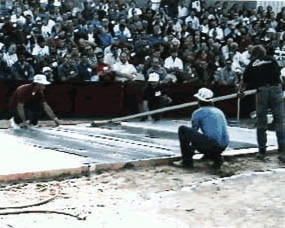 Rulo baskılı beton uygulama adımları 04