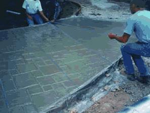 Rulo baskılı beton uygulama adımları 05