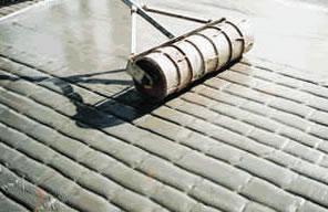 Rulo baskılı beton uygulama adımları 06